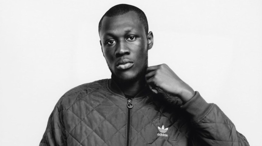 Newspaper announces Man Utd's singing of Lukaku with a photo of…Stormzy